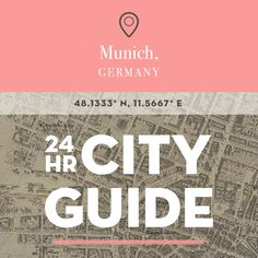24 Hours in Munich, Germany | Design*Sponge | Bloglovin'