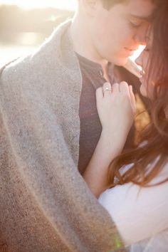 Heartwarming Nautical Engagement Session by Taliah Leigh Photography | bellethemagazine.com