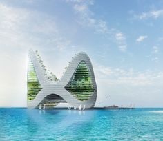 Of Mermaids and Sea Monsters. View Mermaid 2.0 © JDS Architects