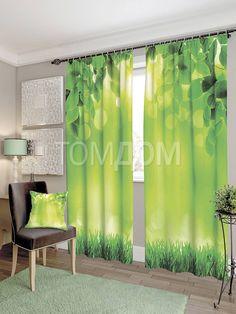 """Комплект штор """"Витекс"""": купить комплект штор в интернет-магазине ТОМДОМ #томдом #curtains #шторы #interior #дизайнинтерьера"""