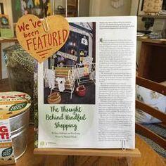 Featured in Fiddlehead Magazine NH – Bona Fide Green Goods