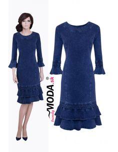 Džínsové šaty IR25