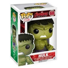 Figurine POP Marvel Age of Ultron Hulk
