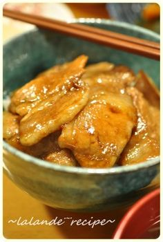 Even if Obihiro does not go 【Difficult at home!  Pork baker Master  Pork (use for roast ginger roasting)200 - 250 g ■ sauce Soy sauce3 tablespoons
