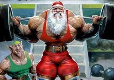 CrossFit 12 Days of Christmas Workout
