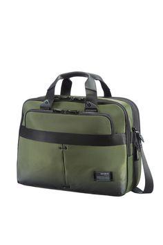 "CityVibe Urban Green Bailhandle 13 - 16"" #Samsonite #CityVibe #Travel #Suitcase #Luggage #Strong #Lightweight #MySamsonite #ByYourSide"