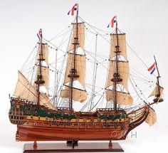 Friesland Wooden Tall Ship