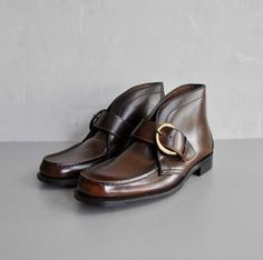 #fathersday #shoes Your mom is helpless when dad straps these on.    Stylish, retro 60s and 70s style for men. Father's Day Gift Ideas.