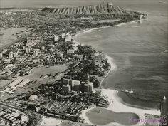 #Waikiki Birdseye c1960