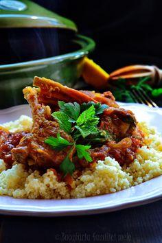 Moroccan Lamb Stew   Cuisine J - Générales   Pinterest   Lamb ...
