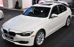 Dreaming about BMW 320i
