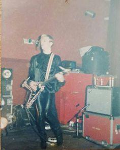 Bryan Gregory (The Cramps) - March Edinburgh. Teenage Werewolf, The Cramps, Rockn Roll, Monster Party, Psychobilly, Rock Stars, Edinburgh, Rockabilly, Legends