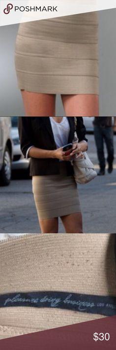 Pleasure Doing Business Bandage Skirt 5 Bandage Skirt Pleasure Doing Business Skirts Mini