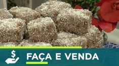 Santa Receita | Aprenda a fazer bolo gelado por Roberto Augusto - 05 de ...