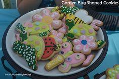 Food, Family, Fun.: Cute bugs birthday party