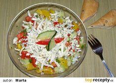 Pasta Salad, Cobb Salad, Cooking Recipes, Healthy Recipes, Healthy Food, Guacamole, Pesto, Ale, Food And Drink