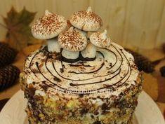 Сметанный торт «Трухлявый пень» | Pechemdoma.com