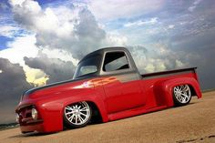 54 Ford Pickup for Sale | 1955 FORD F-100 Lot 1242.2 | Barrett-Jackson Auction Company