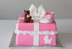 Themataarten - Koning Kikker Baby shower cake