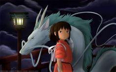 A Viagem de Chihiro (2001) - Hayao Miyasaki