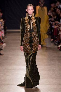 Andrew Gn, Fall 2017 - Paris' Most Beautiful Runway Dresses for Fall 2017 - Photos