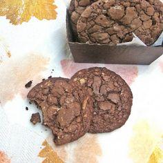 Extreme Chocolate Cookies