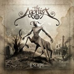 The Agonist - The Escape - Encyclopaedia Metallum The Agonist, Band Photography, Cool Bands, Moose Art, Artist, Artwork, Painting, Alternative Music, Albums