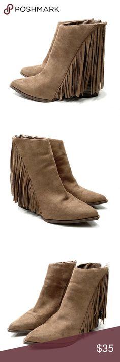 16 Best fringe ankle boots images   Fringe ankle boots