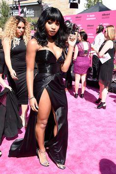 Normani Kordei of Fifth Harmony