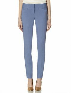 Exact Stretch Wide Waistband Skinny Pants from THELIMITED.com #TheLimited #OnlineExclusive #LTDExactStretch