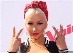 """Is That a Baby Bump? Christina Aguilera Looks Pregnant When Attending Drake's Concert   The 'Lady Marmalade' hitmaker seemingly tried to distract paparazzi away from her tummy with a red wig when hitting up the Drake concert in L.A. on Thursday September 28. Is Christina Aguilera expecting a third baby with fiance Matt Rutler? The former """"The Voice"""" coach sported suspicious bump when attending Drake's concert in Los Angeles on Thursday night September 28. Christina seemingly tried to…"""