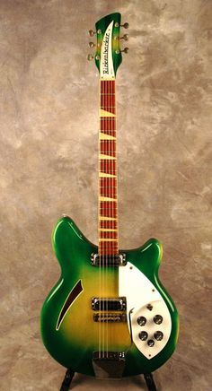 ...but with a single overwound humbucker in the bridge...