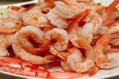 shrimp cocktail  Nina's favorite... Get enough for all....