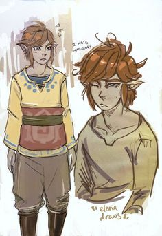summerinnocence:  SS and Hyrule Link are my fav Links.