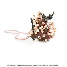 Contemporary Art Jewelry by Shirly Bar-Amotz