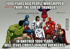 Adam Tilford  #religion #facts #faith #logic