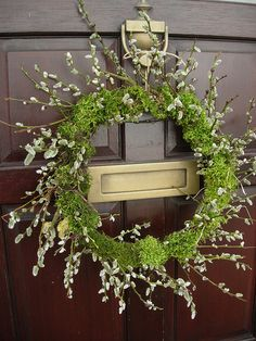 Winter Wreath Inspiration Board - One Good Thing by Jillee