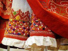 Традиционная праздничная одежда Русского Севера – 185 фотографий