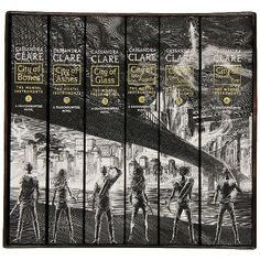 Mortal Instruments : The Complete Collection: City of Bones / City of Ashes / City of Glass / City of : Target