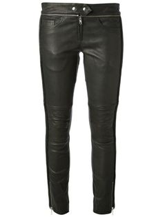 ISABEL MARANT - Kerry biker leather trouser (my gift when i lose my weight)