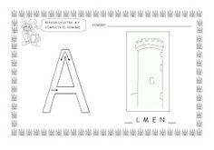 ESOS LOCOS BAJITOS DE INFANTIL: MAS FICHAS DEL PROYECTO LOS CASTILLOS Line Chart, Valencia, Castles, New Class, Medieval Castle, Note Cards