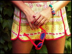 #fashion #fashionista #must #ootd #lasvaskas #LV #summer #cool #style #woman #color #glam #chic #short #penny