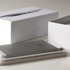iPhone 5 packaging