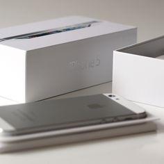 iPhone 5 packaging