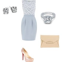 outfit, created by becblakney on Polyvore