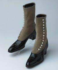 Ladies vintage boots