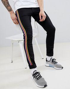 New Womens Lads End Straight Leg High Rise Twill Black Pants FR2