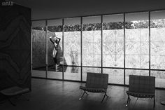 Pavillon de Barcelone, Mies van der Rohe