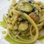 Nerano e gli spaghetti alla Nerano