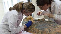 Laboratorio del Museo Arqueológico Nacional: donde la historia cura sus heridas